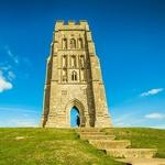 road trip uk abbaye glastonbury