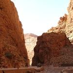 itinéraire maroc camping car gorges todra