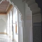 itinéraire maroc en camping car bahia palais