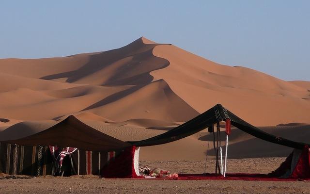 Voyage au Maroc en camping-car avec une agence de voyage locale