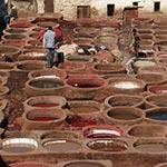 itinéraire maroc camping car fes