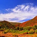 itinéraire maroc en camping car pinescola gorges