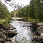 camping-car edimbourg braemar paysage rivière dee
