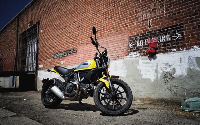 Voyage Moto en Californie, USA