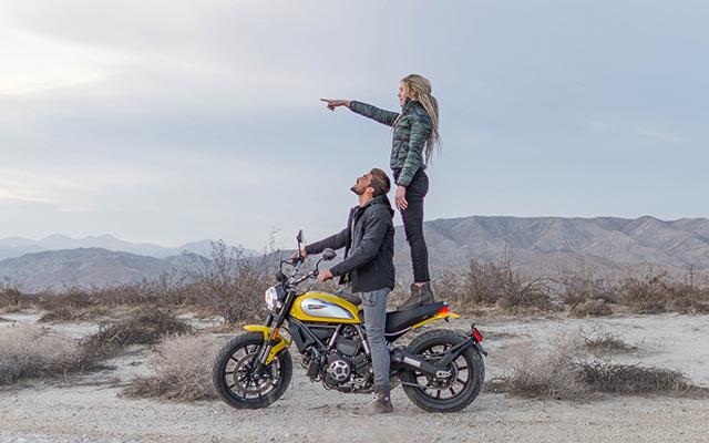 road trip en moto usa