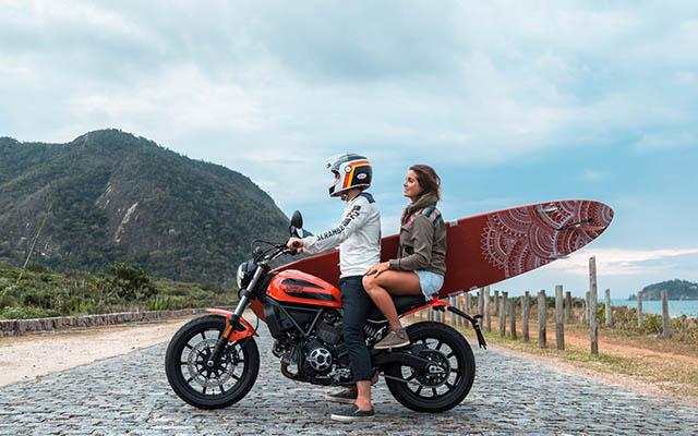 voyage moto usa la californie en scrambler planet ride. Black Bedroom Furniture Sets. Home Design Ideas
