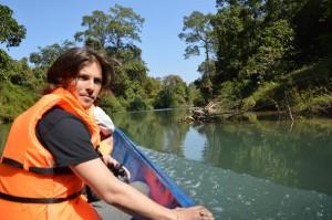 JE boat Laos