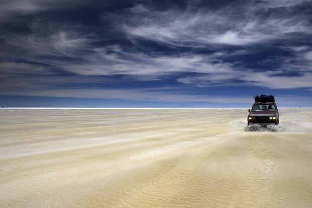Conduire en terre inconnue 7