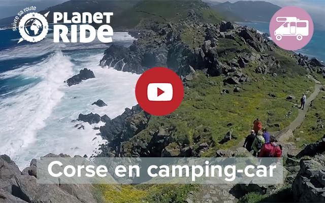 VIDEO : Voyage en Corse en Camping-car