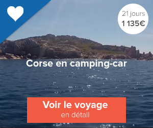 Planet Ride, la Corse en Camping-Car
