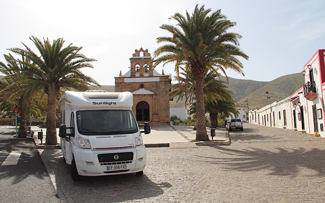 planet ride les iles canaries camping car