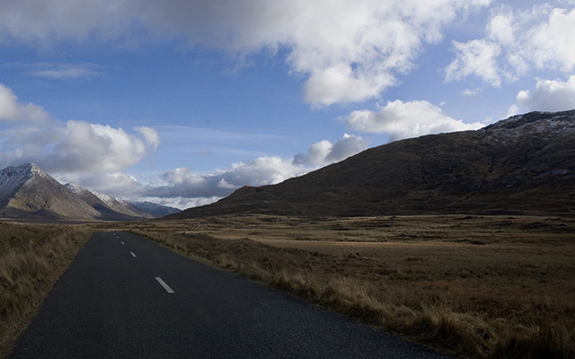 irlande en moto