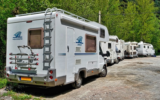 la sicile en camping car