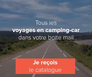 Recevez le catalogue et la lettre d'info camping-car