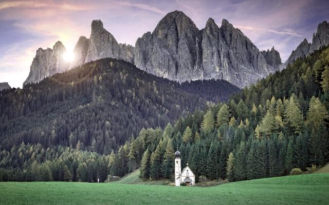itineraire Italie en camping car