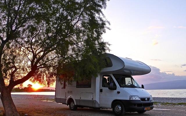 camping car en italie