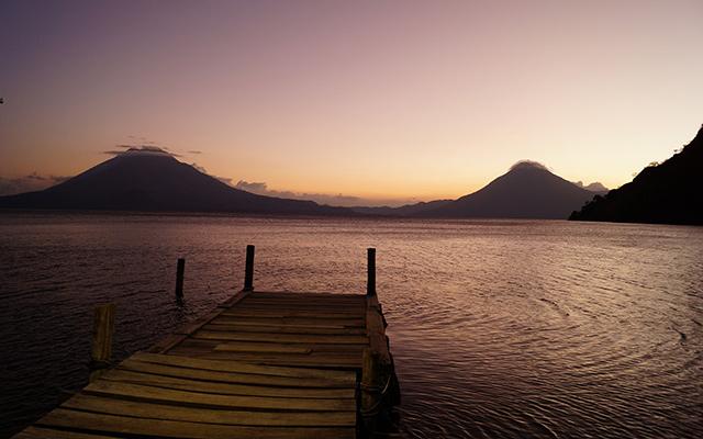 Voyage au Guatemala à moto avec une agence de voyage locale