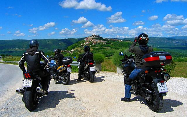 croatie moto