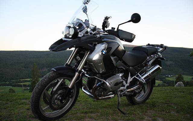 croatie en moto