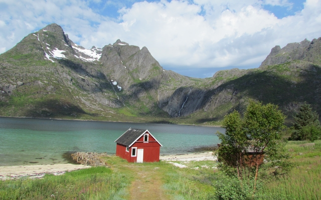 Voyage en Norvège en camping-car avec une agence de voyage locale