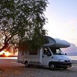 road trip italie en camping car