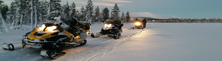 Snowmobile trips to Norway | Planet Ride