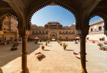 Planet Ride 5 Luxurious palace Rajasthan