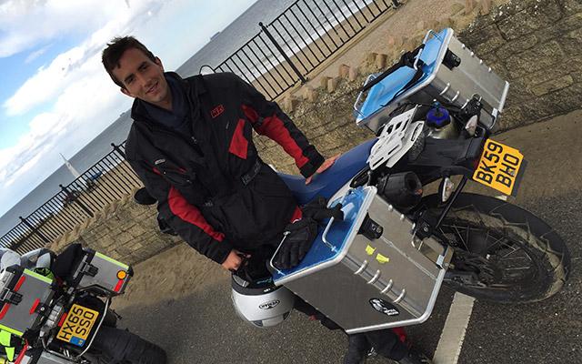 planet ride projet venturide tour du monde moto 12 mois