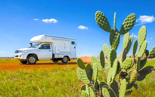 camping car australie