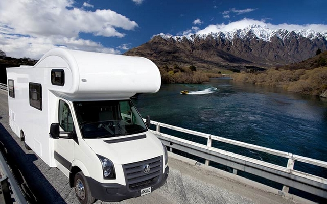 camping car australie côte Est australienne
