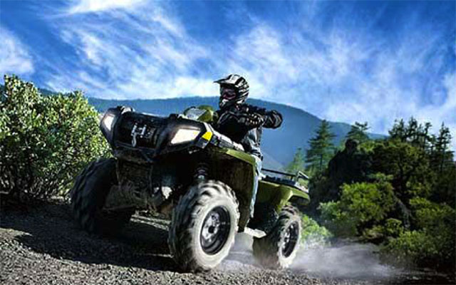 Planet Ride : Voyage en quad en Italie