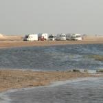raid mauritanie camping car ocean
