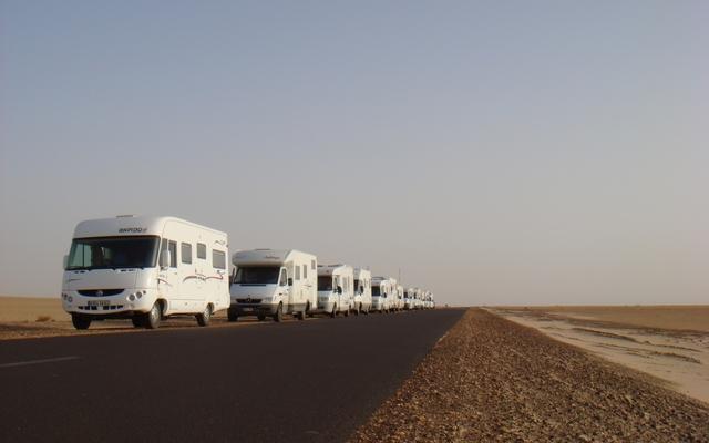 Voyage en Mauritanie en camping-car avec une agence de voyage locale
