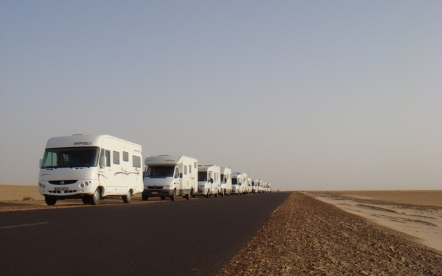 voyage mauritanie camping car