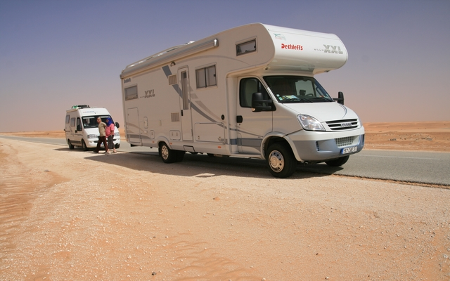 voyage en mauritanie