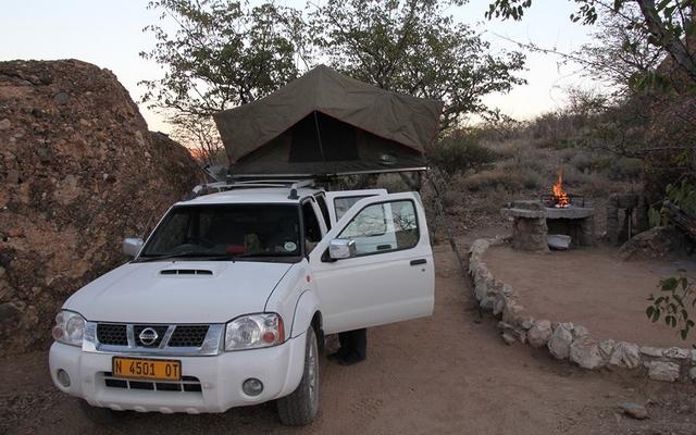 Safari en Namibie du Kaokoland à Etosha
