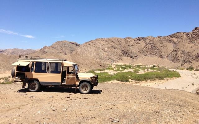 Safari Namibie du Kaokoland à Etosha
