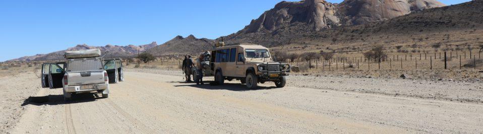 voyage namibie en 4x4