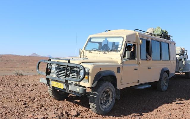La Namibie grandeur nature : safari en 4x4 à la conquête des chutes Victoria