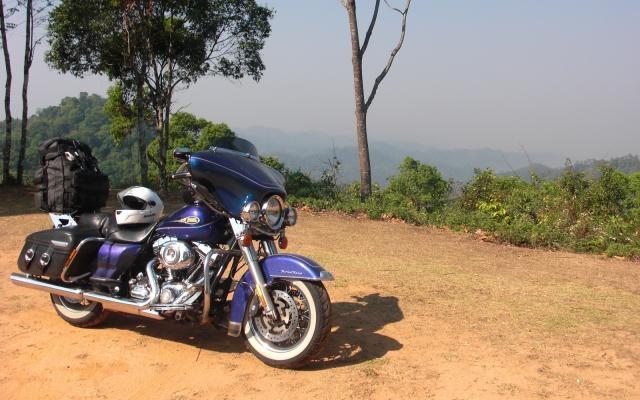 thailande en moto
