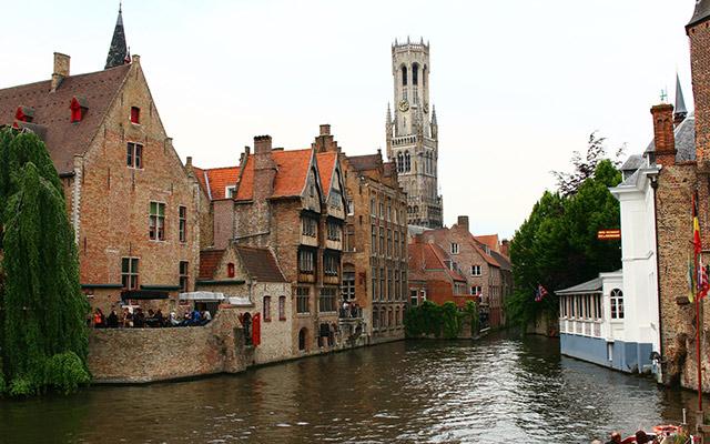 Voyage Belgique avec Planet Ride