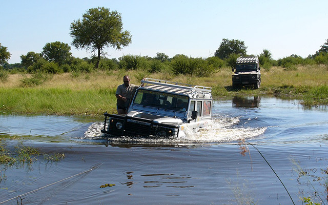 Planet Ride : Safaris Botswana : nos road-trips et raids 4×4 au Botswana