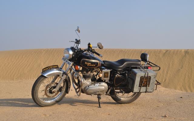 Moto en inde : Le Rajasthan à moto