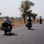 Motorcycle tours in Rajasthan