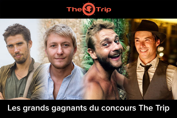 Les gagnants de the trip 2016