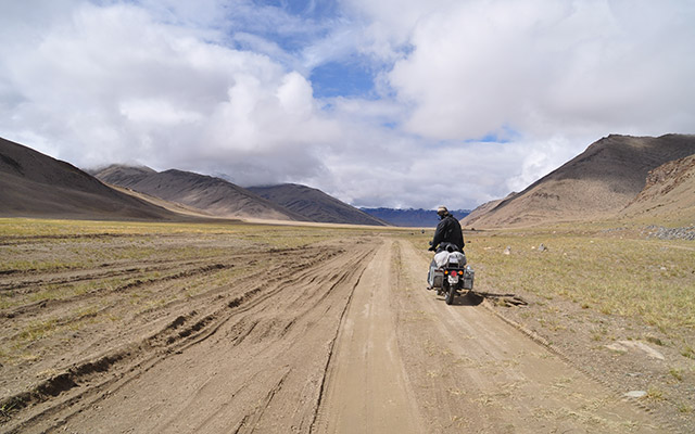 Travel Moto India Adventure Himalayan