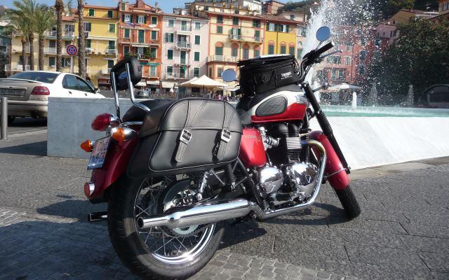 Italie centrale à moto