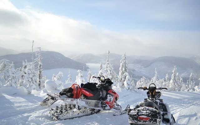 aventure motoneige canada
