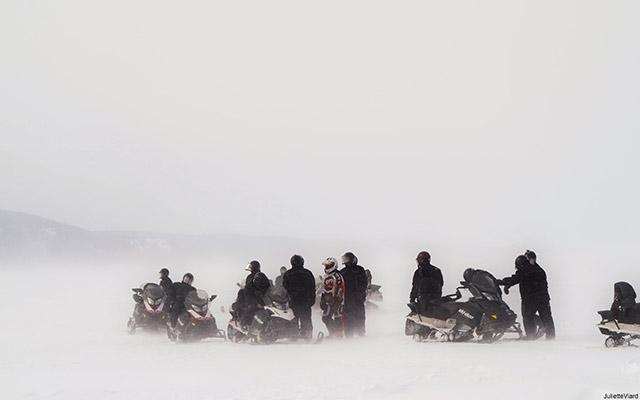 Séjour motoneige au canada