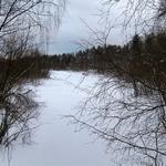 Motoniege en Laponie